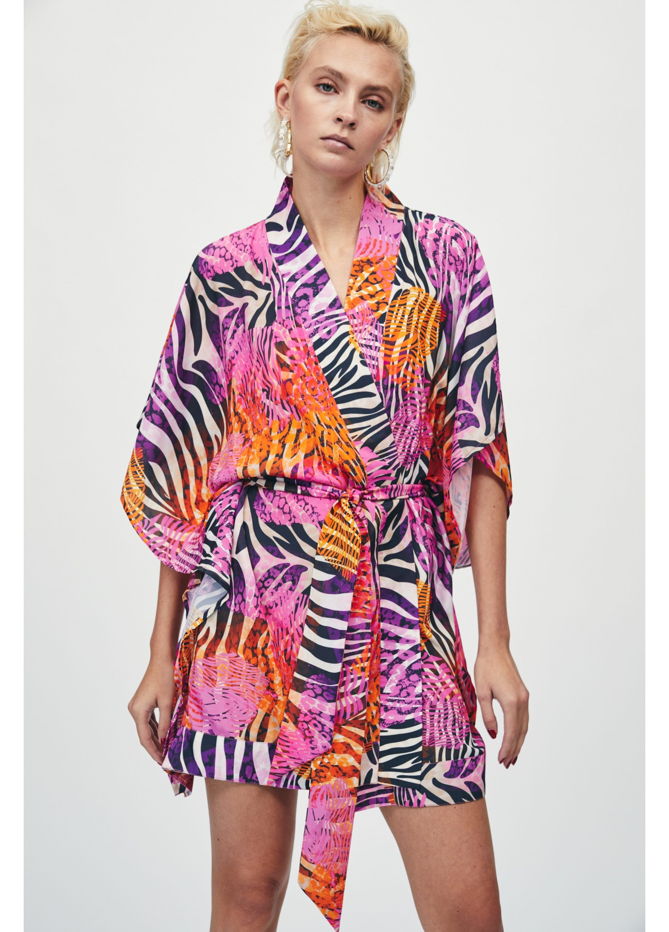 Kaftan multitiger,  2