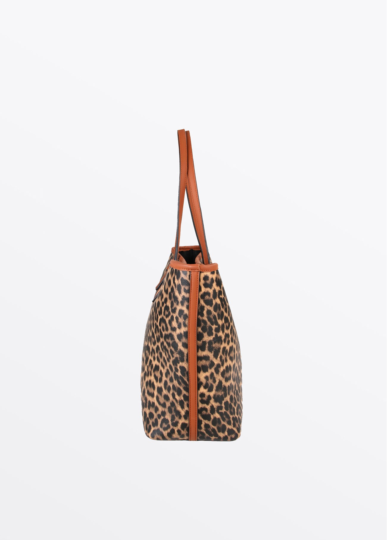 Bolso shopper leopardo, estampado 2