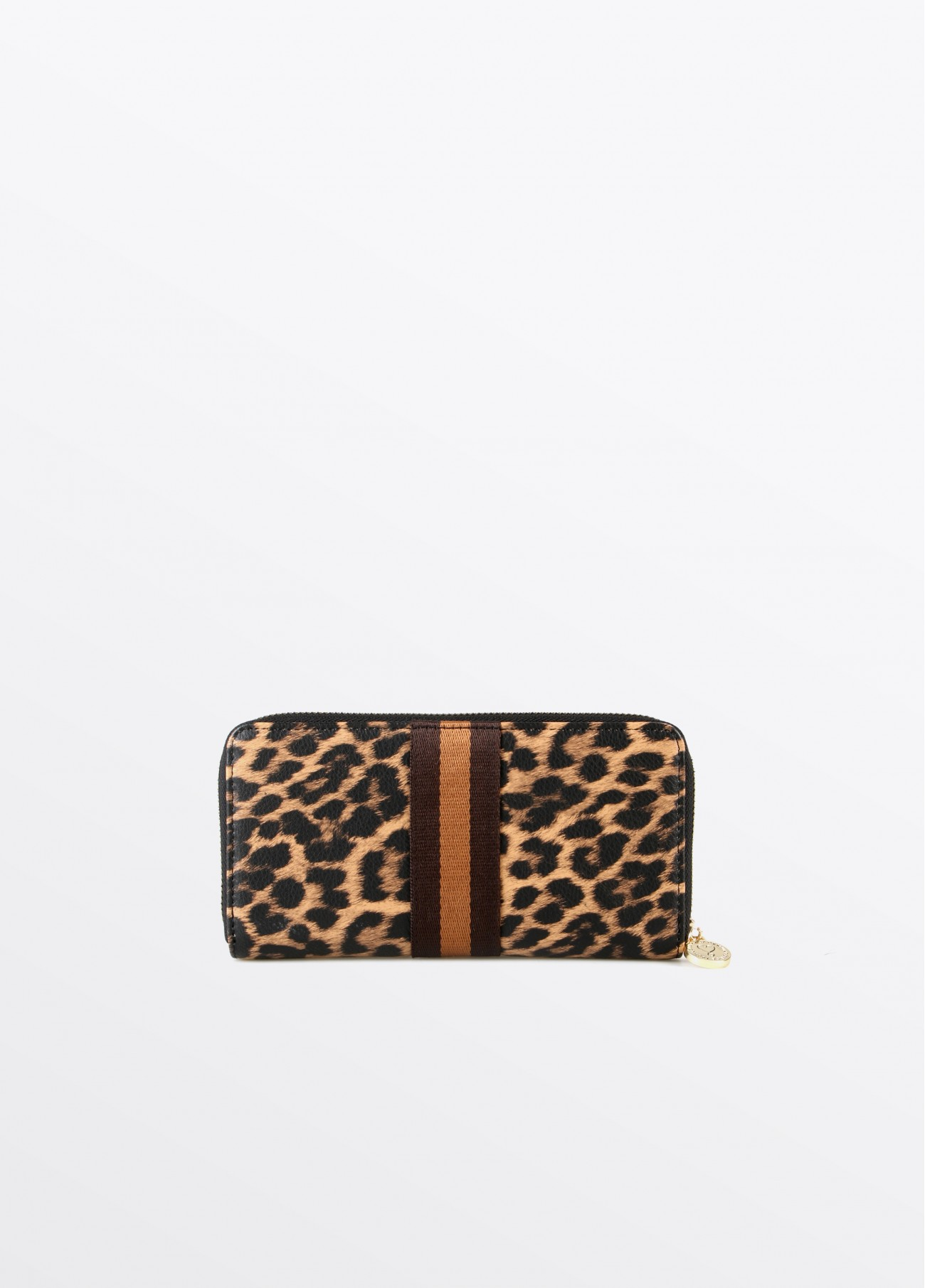 Monedero leopardo, estampado
