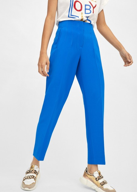 PANTALON VESTIR COLOR