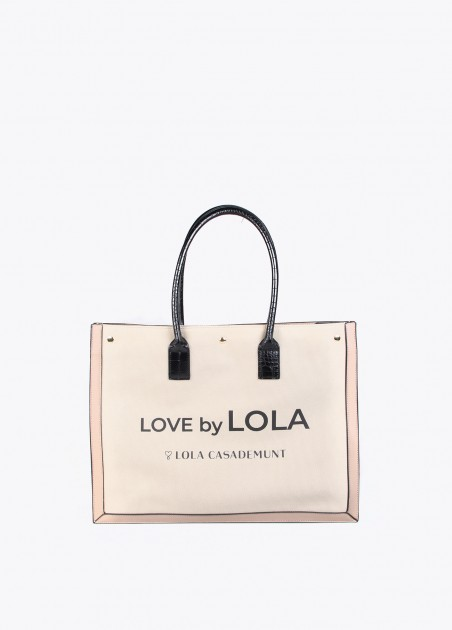 Bolso shopper Love By Lola