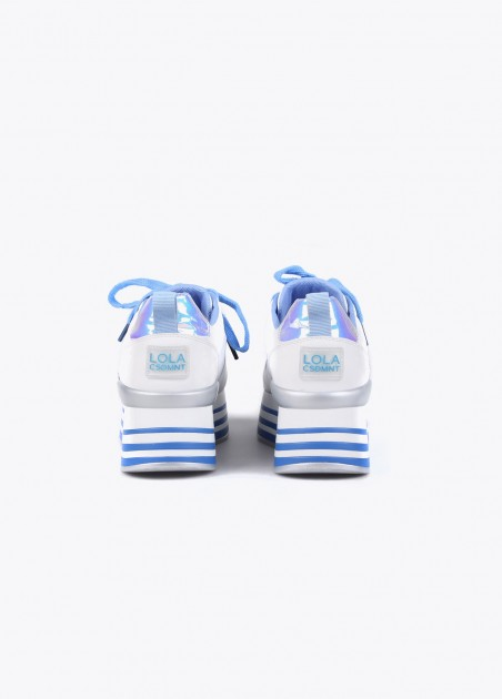 Sneakers bicolores LC 2