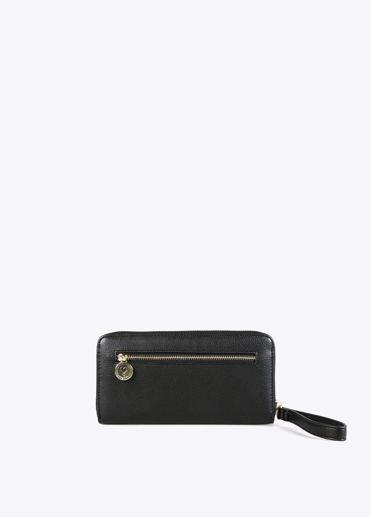 Die-cut LC wallet with eyelets